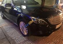 Cần bán xe Mercedes C250 sản xuất 2015, màu đen, xe nhập