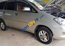 Cần bán lại xe Toyota Innova G năm sản xuất 2006, màu bạc như mới, 339tr