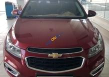Cần bán xe Chevrolet Cruze 1.6 MT năm 2015, màu đỏ, 428 triệu