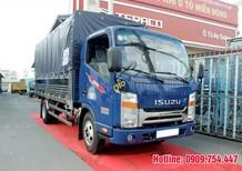 Cần bán Isuzu QKR QKR25 sản xuất năm 2017, màu xanh lam, 370tr