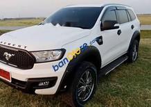 Cần bán xe Ford Everest năm 2018, màu trắng, xe nhập