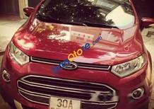 Bán ô tô Ford EcoSport AT Titanium năm 2014, màu đỏ, 535tr