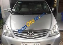 Bán ô tô Toyota Innova sản xuất 2008, màu bạc, giá tốt