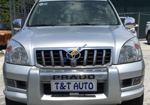 Bán Toyota Prado GX đời 2007, màu bạc, nhập khẩu