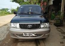 Cần bán Toyota Zace bản đủ 2003, màu xanh lam, giá 178 tr, liên hệ 0964674331