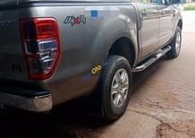 Bán Ford Ranger Base 2.2 MT 4x4 năm sản xuất 2014, màu ghi vàng
