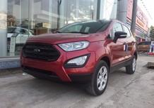 Bán Ford Ecosport phiên bản số sàn, màu đỏ cực đẹp - LH: 0901.979.357