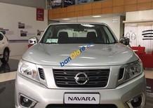 Bán Nissan Navara EL đời 2018, thương hiệu Nhật, màu bạc, nhập khẩu, 639 triệu + 10 món phụ kiện