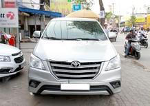 Bán Toyota Innova sản xuất năm 2015, màu bạc, giá chỉ 595 triệu