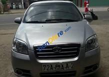 Bán Daewoo Gentra sản xuất năm 2011, màu bạc