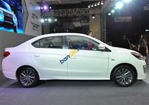 Cần bán xe Mitsubishi Attrage sản xuất 2016, màu trắng, nhập khẩu nguyên chiếc, giá tốt