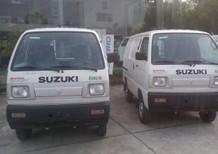 Bán xe Suzuki Super Carry Van năm 2018, màu trắng, nhập khẩu, giá 284tr