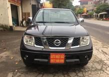 Cần bán lại xe Nissan Navara sản xuất 2011, màu đen, xe nhập số sàn