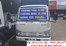Bán xe tải 2,5 tấn - dưới 5 tấn vm năm sản xuất 2018, màu trắng