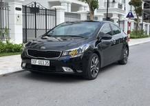 Cần bán gấp Kia Cerato MT năm sản xuất 2017, màu đen như mới, 540tr