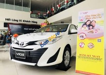 Bán ô tô Toyota Vios năm 2018, màu trắng, giá tốt