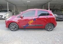 Bán ô tô Hyundai Grand i10 đời 2018, màu đỏ, giá tốt