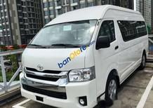 Cần bán Toyota Hiace 2018, màu trắng
