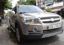 Cần bán xe Chevrolet Captiva LTZ AT năm 2011, màu bạc, giá tốt
