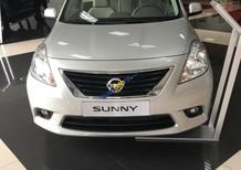 Bán Nissan Sunny XL năm 2018, màu bạc