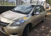 Cần bán xe Toyota Vios E năm sản xuất 2007, màu vàng cát
