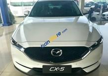 Bán xe Mazda CX 5 2.5 2WD đời 2018, màu trắng