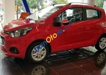 Bán xe Chevrolet Spark sản xuất 2018, màu đỏ, giá chỉ 299 triệu