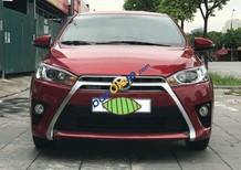 Bán Toyota Yaris sản xuất 2016 màu đỏ