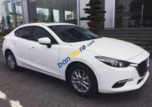 Cần bán Mazda 3 15 G AT sản xuất 2018, màu trắng