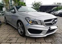 Bán xe Mercedes CLA250 4Matic bạc