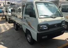 Bán xe tải Thaco 800 thùng mui bạc đời mới, tải 850kg, 900kg, 990kg