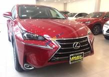 Cần bán Lexus NX 200T năm 2016, màu đỏ, nhập khẩu