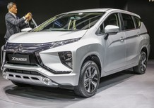 Bán Mitsubishi 2018, màu trắng, xe nhập, giá chỉ 550 triệu