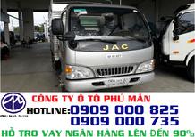 Bán xe tải Jac 2.4 tấn, động cơ Isuzu Nhật Bản 2018