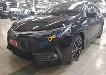 Bán xe Toyota Corolla Altis 2.0 sản xuất năm 2017, màu đen, giá tốt