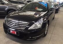 Bán xe Nissan Teana 2010, màu đen