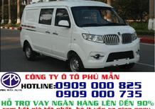 Xe tải van Dongben 950kg 2 chỗ ngồi có nên mua hay không