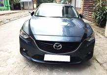 Cần bán Mazda 6 G năm sản xuất 2015, màu xanh lam, giá 715tr