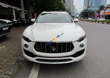 Bán xe Maserati Levante đời 2017, màu trắng, nhập khẩu nguyên chiếc