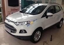 Bán ô tô Ford EcoSport Titanium 1.5P AT sản xuất 2017, màu trắng