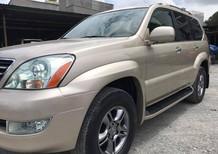 Đổi xe mới bán Lexus Gx470, SX 2008, số tự động, màu vàng cát