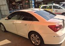 Bán xe Chevrolet Cruze LTZ 2016 màu trắng, số tự động, nút đề