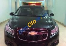 Bán Chevrolet Cruze sản xuất 2010, màu đen số sàn, giá 290tr