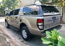 Ford Ranger XLS xám 2017 máy dầu, tự động, ít đi xe đẹp như mới