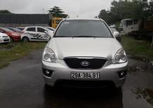 Bán ô tô Kia Carens sản xuất năm 2011, màu bạc chính chủ