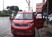 Bán xe tải van Dongben 5 chỗ 495kg, xe tải van hạ tải vào thành phố