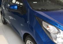 Cần bán xe Chevrolet Spark G sản xuất 2017, màu xanh lam, giá chỉ 285 triệu