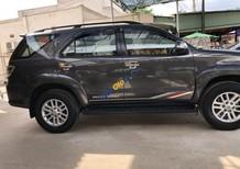 Bán Toyota Fortuner sản xuất năm 2014 giá cạnh tranh