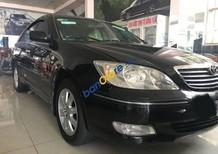 Cần bán Toyota Camry năm sản xuất 2003, màu đen xe gia đình, giá tốt