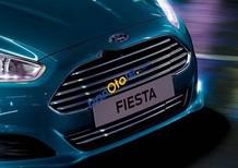 Bán Ford Fiesta năm sản xuất 2018, màu xanh lam, giá tốt